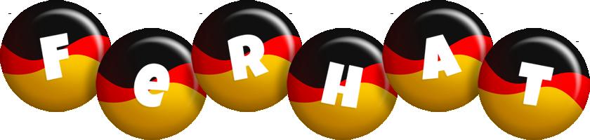 Ferhat german logo
