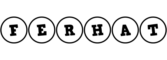 Ferhat handy logo