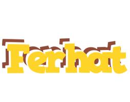 Ferhat hotcup logo