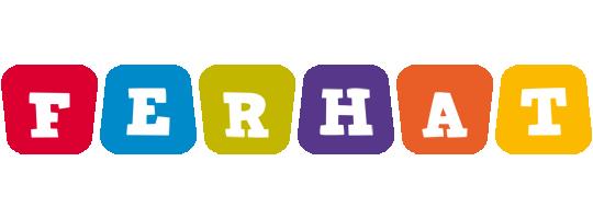 Ferhat kiddo logo