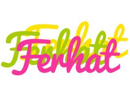 Ferhat sweets logo