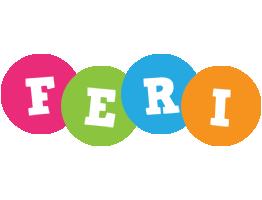 Feri friends logo