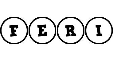 Feri handy logo