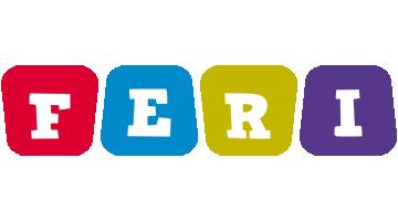 Feri kiddo logo