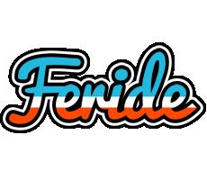 Feride america logo