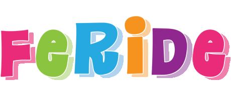 Feride friday logo