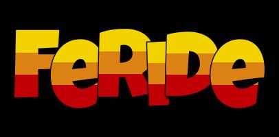 Feride jungle logo