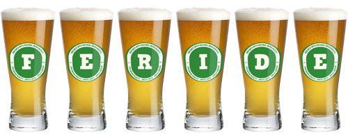 Feride lager logo