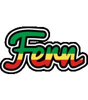 Fern african logo