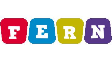 Fern daycare logo