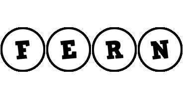 Fern handy logo
