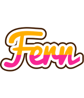 Fern smoothie logo