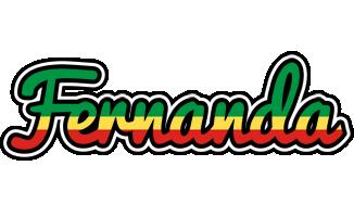 Fernanda african logo