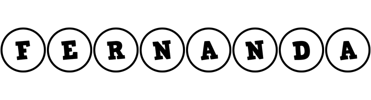 Fernanda handy logo