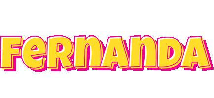 Fernanda kaboom logo