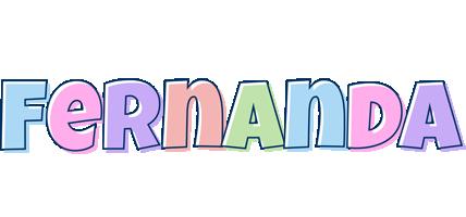 Fernanda pastel logo