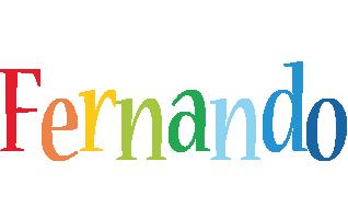 Fernando birthday logo