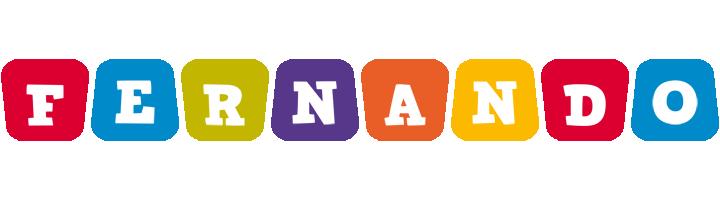 Fernando kiddo logo