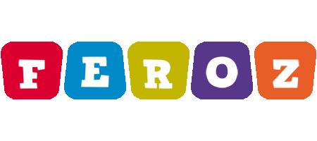 Feroz kiddo logo