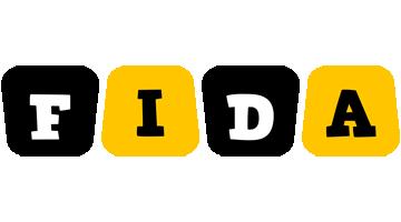 Fida boots logo