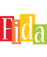 Fida colors logo