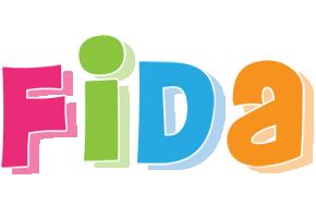 Fida friday logo