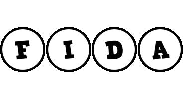 Fida handy logo