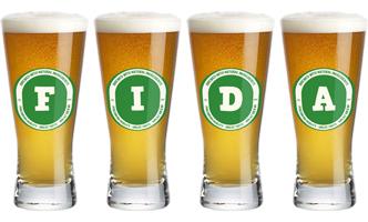 Fida lager logo