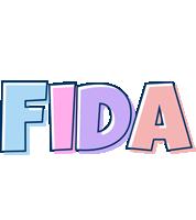 Fida pastel logo