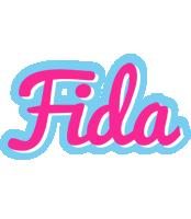 Fida popstar logo