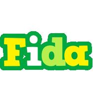 Fida soccer logo