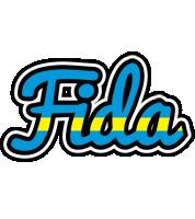 Fida sweden logo