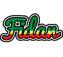 Fidan african logo