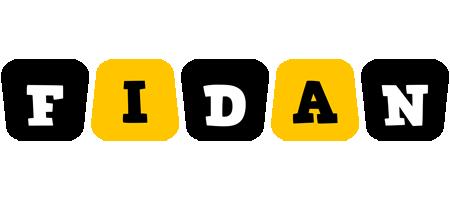 Fidan boots logo