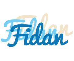 Fidan breeze logo