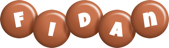 Fidan candy-brown logo