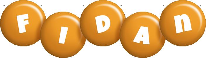 Fidan candy-orange logo