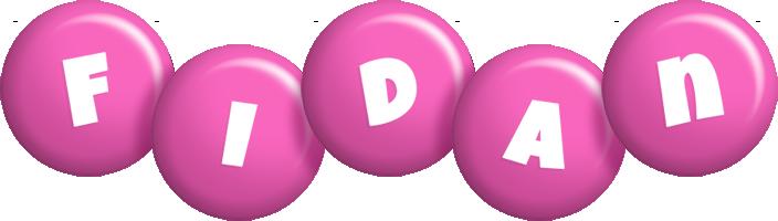 Fidan candy-pink logo