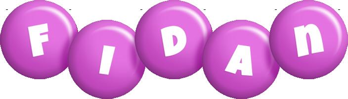 Fidan candy-purple logo