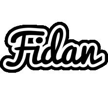 Fidan chess logo