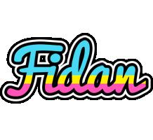 Fidan circus logo