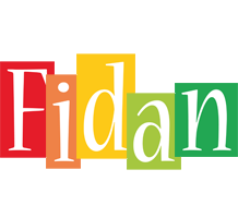 Fidan colors logo
