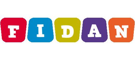 Fidan daycare logo