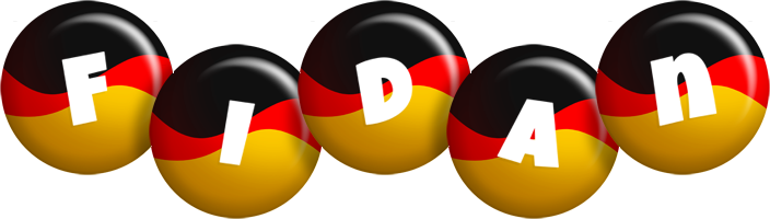 Fidan german logo