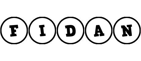 Fidan handy logo