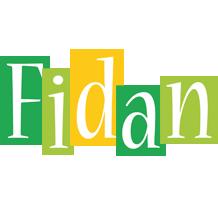 Fidan lemonade logo