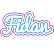 Fidan outdoors logo