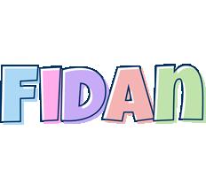 Fidan pastel logo