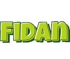 Fidan summer logo