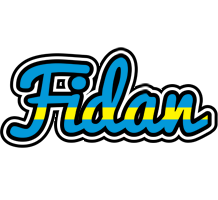 Fidan sweden logo